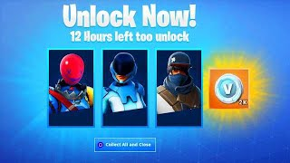 Last Chance to Get These In Fortnite (HURRY!)