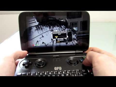 GPD Win Handheld Windows Gaming PC