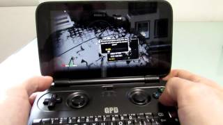 GPD Win handheld Windows gaming PC