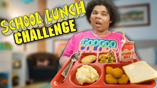 BACK TO SCHOOL LUNCH CHALLENGE! NAILED IT OR FAILED IT