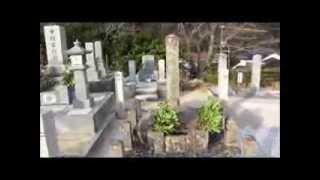 島根県出雲大社の近くに「出雲のお国」の墓があるんです。
