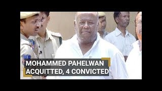 Akarbuddin Owaisi attack case: Hyderabad court acquits Mohammed Pahalwan, convicts four others - IND