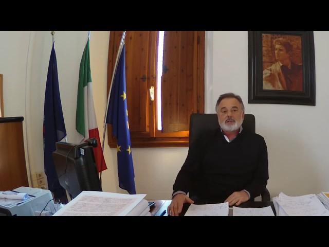 🔴 EMERGENZA SANITARIA CORONAVIRUS: videomessaggio di Riccardo Prestini