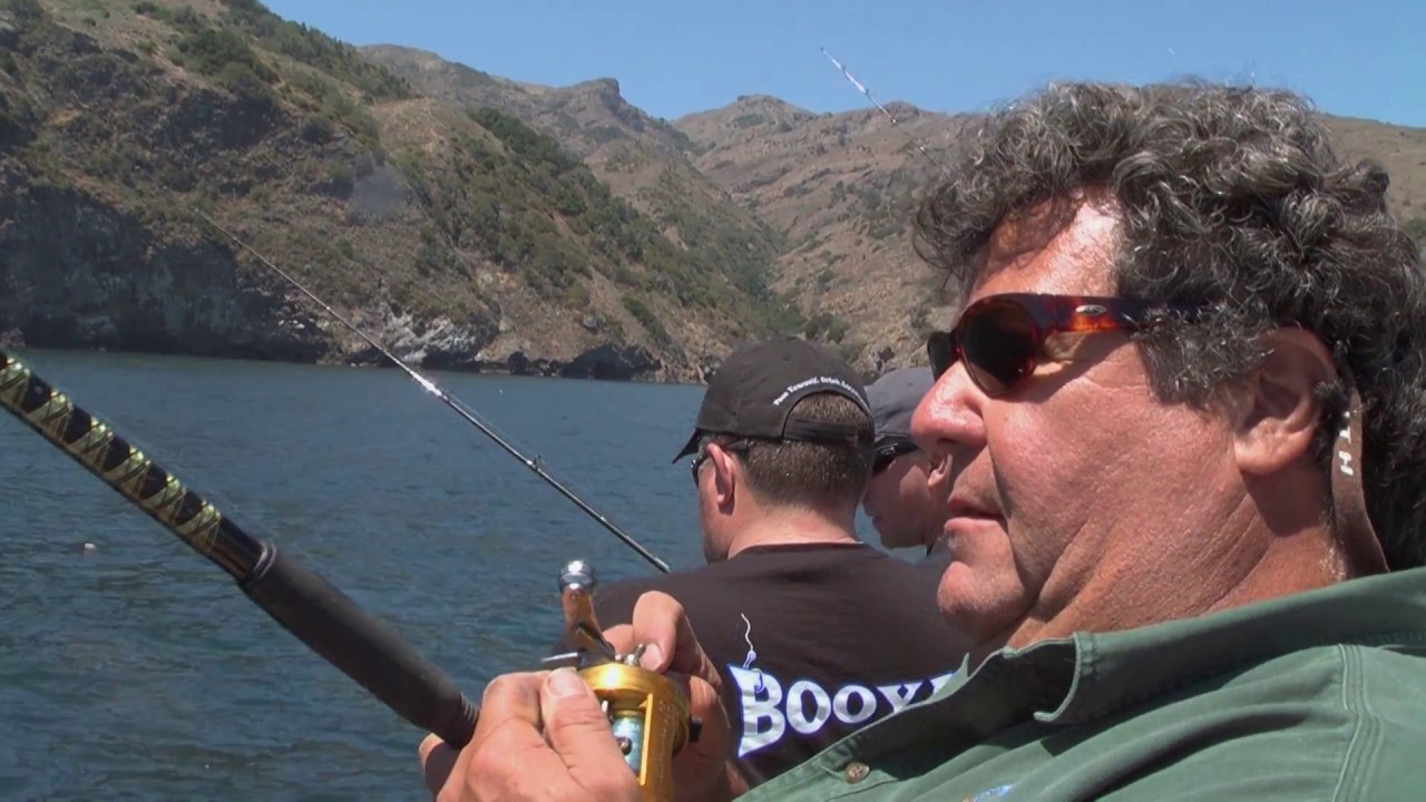 Fishing At The Channel Islands | SPORT FISHING