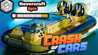 Crash of Cars - HOVERCRAFT UNLOCKED