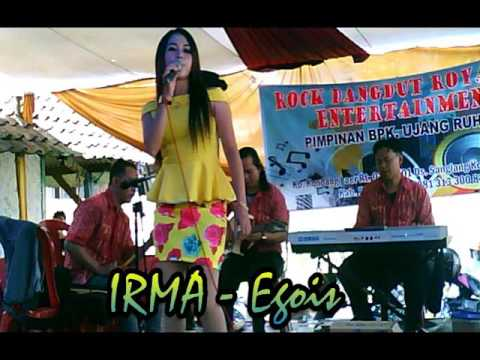 Egois ( Cover Lesty ) - Irma