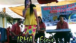 "Egois ( Cover Lesty ) - Irma "" Royalita "" ( Dangdut  Majalaya )"
