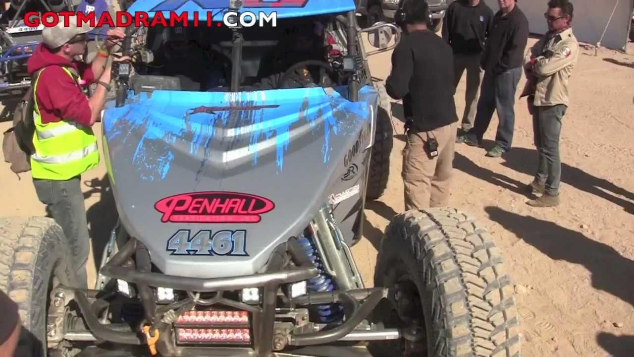 Ben Napier S Amazing Penhall Fabrication Ultra4 Car Youtube
