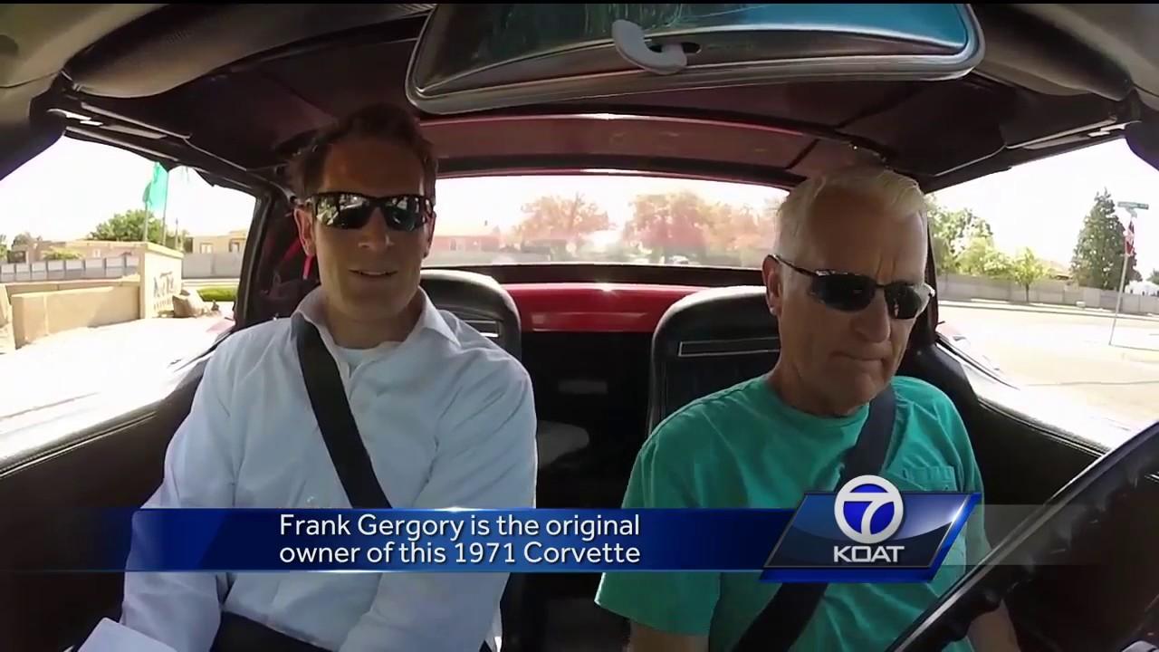 Eric The Car Guy On Youtube: Eric's Auto Ambush: 1971 Corvette