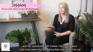Cerise Enterprise - Jessica's Success Story