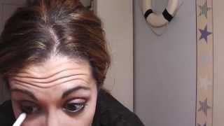 Cambia de maquillaje de día a de noche en cinco minutos. Thumbnail
