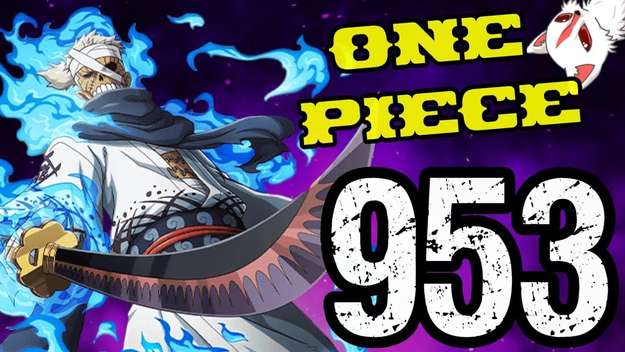 One Piece Chapter 953 Review