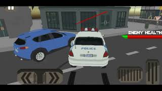 Police Car Chase  - Jacobo Games