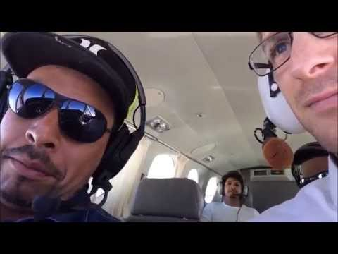 Cessna 340 First Time Passengers!