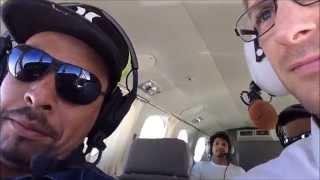 Cessna 340 First Time Passengers!