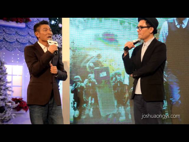 Andy Lau 刘德华 & Gordon Lam 林家棟 Firestorm Movie Promo at Pavilion Malaysia 大马风暴电影宣传 Travel Video