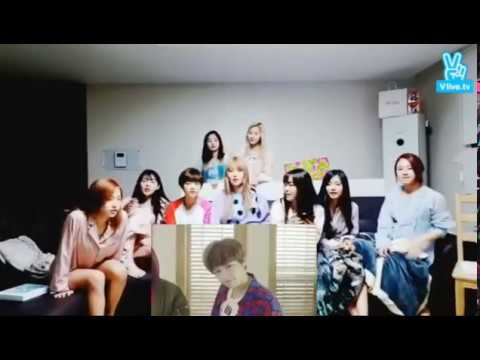 TWICE REACTION TO CHEER UP MV