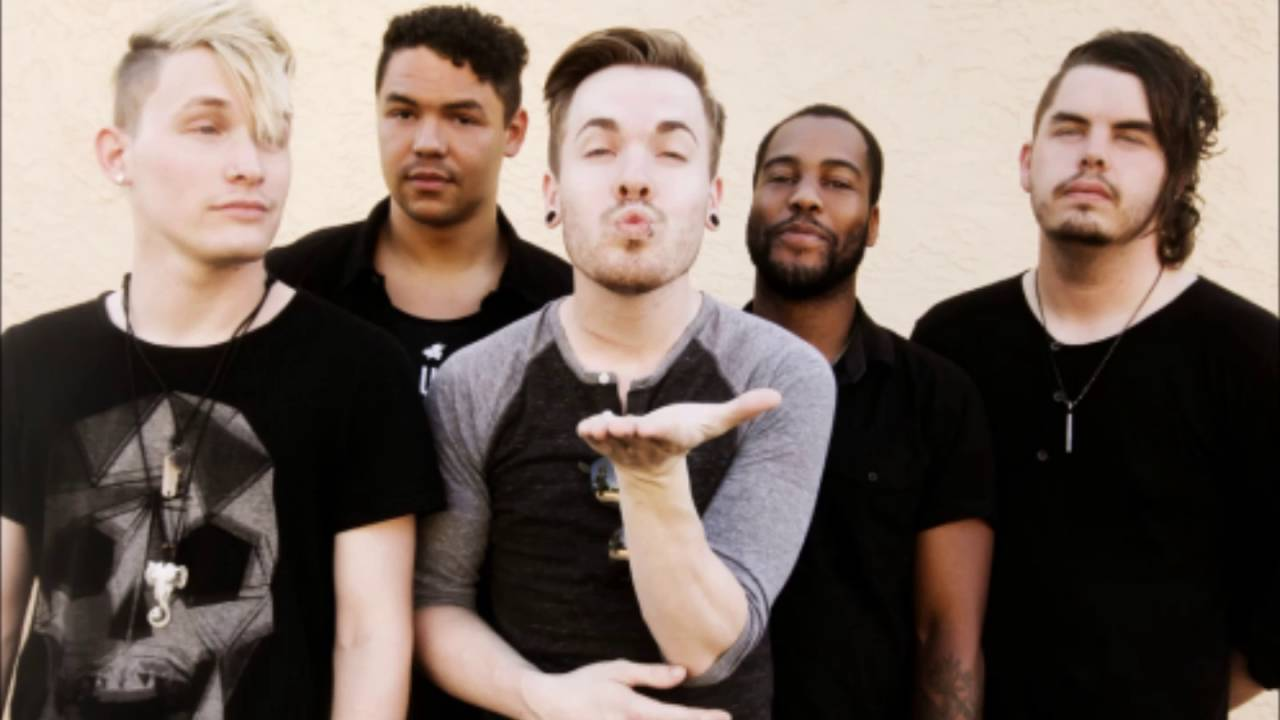 Uncontainable by set it off lyric video created by for Set it off wallpaper