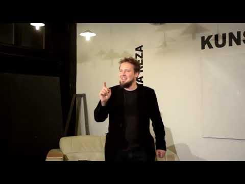 """video kroonika.ee Tallinn Art Space. Yasmina Reza """"Kunst"""""""