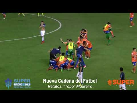 Copa Argentina: Alvarado: 2 (2) - Deportivo Roca: 1 (2) | Gol de Kevin Guajardo