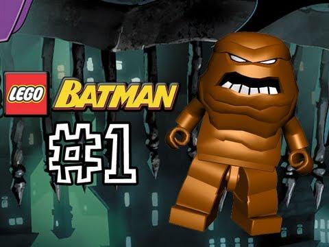 LEGO Batman - Villains - Episode 1 -The Riddler Makes a Withdrawl (HD Gameplay Walkthrough)