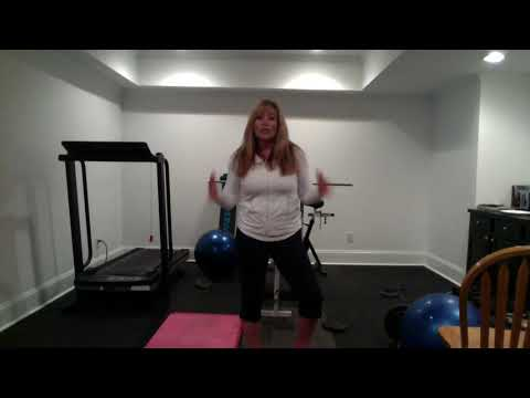 Core From Your Chair And More!!