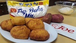 Sweet Potato Fry Bakes | Joel | NFM | Home Sweet Home | Cup of Joe Caribbean