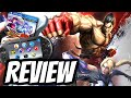 Street Fighter X Tekken Playstation Vita REVIEW (PS VITA) HD GAMEPLAY