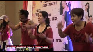Gambar cover Eps 4. Que Sera Zin 69  Dance Fitness Gloria Dance Club Merauke