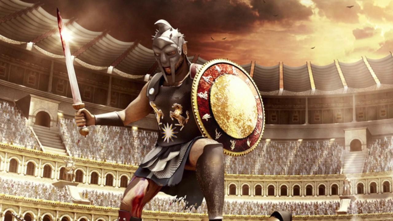 предоставить гладиаторы древнего рима фото купальник, слову