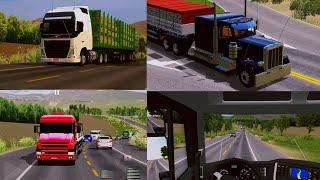 🔥World Truck Driving Simulator By - Dynamic Games Ltda
