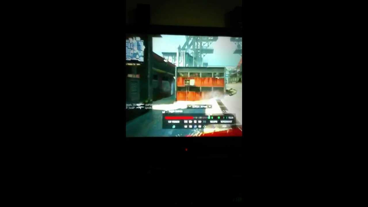 Download Blasting bullets with ak47
