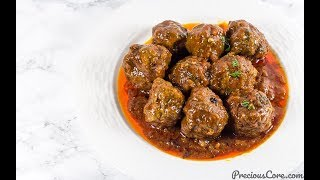 how to cook meatbals