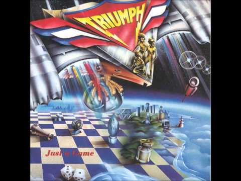 Triumph - Lay It On the Line (instrumental/karaoke)