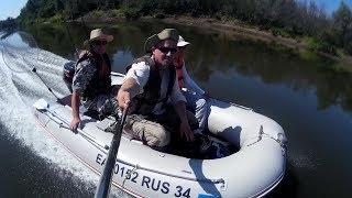 #021 Рыбалка НЕ в Карелии. Отпуск. Волга. Впечатления карельского резидента.