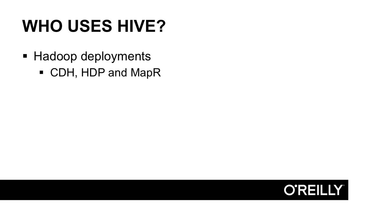 introduction to apache hive tutorial | what is apache hive and who