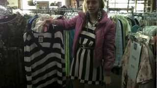 FASHION Discovery Shop! DIY at American Cancer Society Thrift Store. Thumbnail