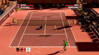 Virtua Tennis 3   Xbox Live Match 21 001