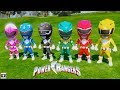 POWER RANGERS NINJA KIDS IN GTA 5! (GTA 5 Mods Funny Moments)