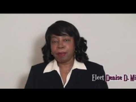 Denise D Miller for Detroit City Council