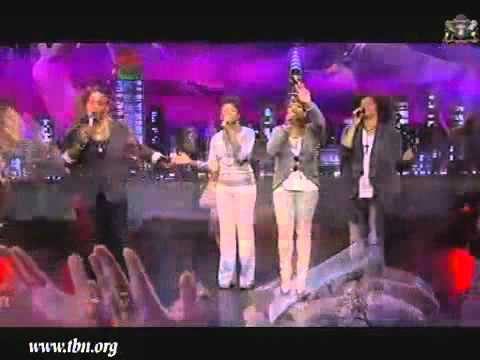 Preashea Hilliard on TBN Feb 22, 2011 - Oh How We Love You