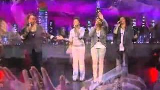 Preashea Hilliard on TBN Feb 22, 2011 - Oh How We Love You