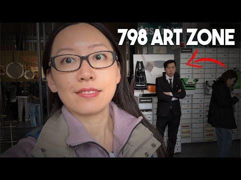 Rediscovering 798 Art District Beijing
