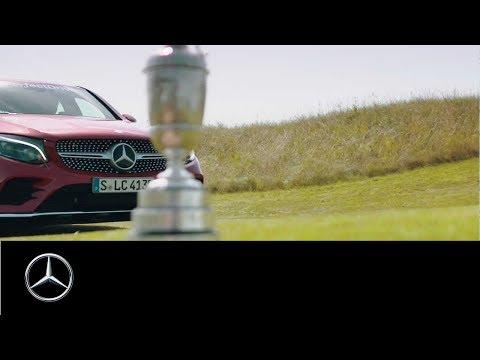 Mercedes-Benz presents His First Open.