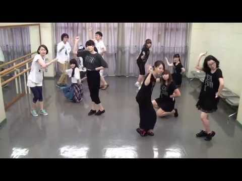 Perfume『Relax In The City 』を11人で踊ってみた(dance cover )