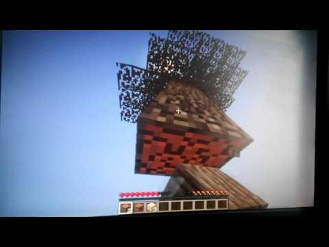 Minecraft 1. Bolum arda edemen