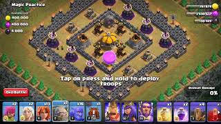 MAGIC PRACTICE?! - New Clash Of Clans Goblin Maps! - October Uodate!