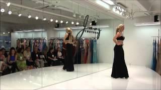 Jasz Couture 5752 Two Piece Dress