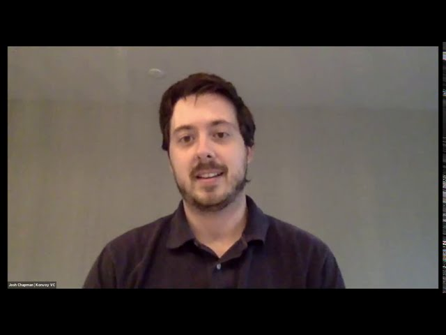 Colorado Lottery GameJam - Josh Chapman, Managing Partner of Konvoy