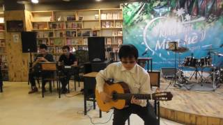 Nghệ sĩ guitar TRẦN SƠN HẢI độc tấu guitar ca khúc nhạc Tây Ban Nha